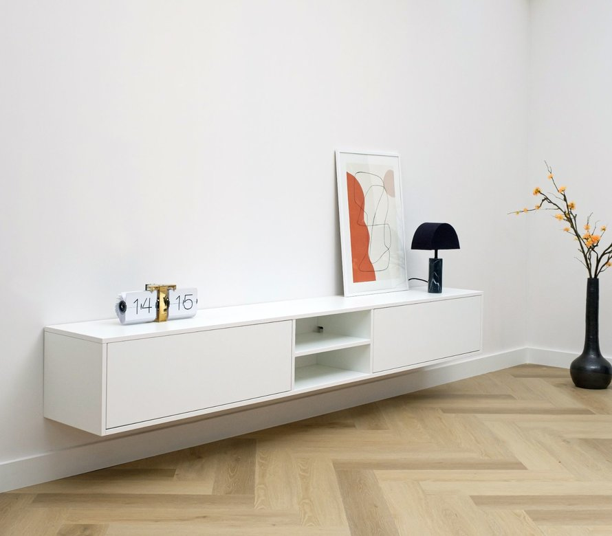 tv meubel 300 cm breed